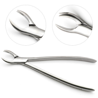 Three Prong Forceps 11 inch