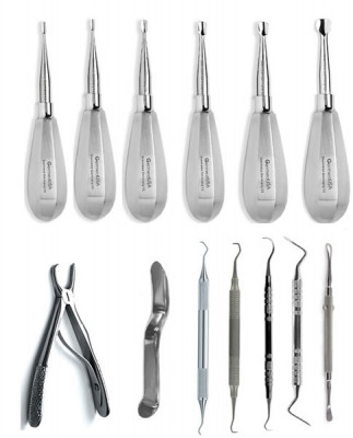 General Purpose Dental Set-Long Handle