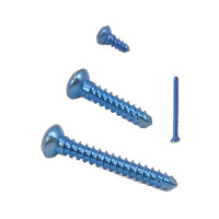 Bone Screw Cortex 2.7mm Length Self-Tapping Hex Titanium