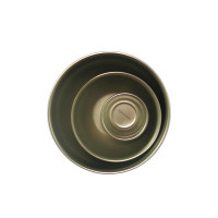 Stainless Steel Bowls Small, Medium and Large Set of 3