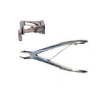 Dental Extracting Forceps   F  Pedo Upper Root  Universal  Mini