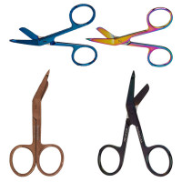 Lister Bandage Scissors , Color Coated, 3 1/2 inch